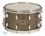 Gretsch Black Steel Hammered 14x8
