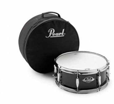 Pearl Export 14 x 5.5 Snare Drum  (Jet Black) incl Snare Bag