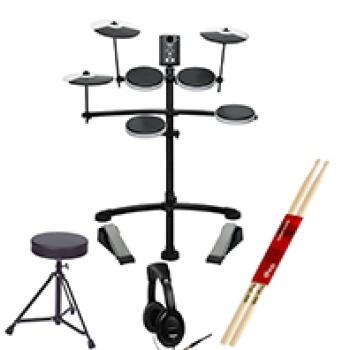 Roland TD 1K E Drum Set Bundle Inkl Hocker Kopfhorer Stic