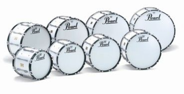 "Pearl Bass Drum Championship Serie 22""x14"""