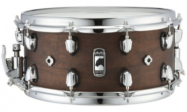 MAPEX BLACK PANTHER Snare,14x6,5, 30th Anniversary,Walnut