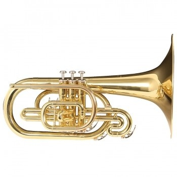 Concord Field Series Marching Mellophone lackiert