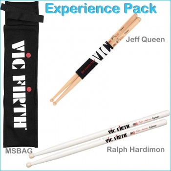 Vic Firth Experience Pack