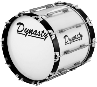 "Dynasty Marching Bass Drum 18""x14''"
